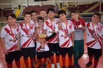 MİLLİ HALTERCİ - Filede Deregümü Orta Okulu Şampiyon