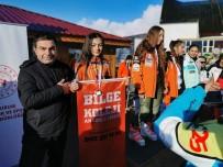 ERZURUM VALISI - Kayakta Özel Bilge Koleji Damgası