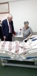 Marmaris'te Yılbaşı Gecesi Hastanede Yatanlar Unutulmadı