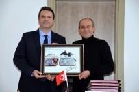 Müdür Bilge, Fotoğraf Yarışmasında Ödül Alan Personeli Tebrik Etti