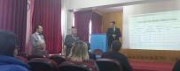 MESLEK EĞİTİMİ - Salihli'de Mesleki Eğitim Tanıtım Toplantısı Yapıldı