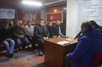HASAN KAYA - Seyyid Ahmet Arvasi Eskişehir'de Anıldı