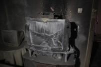 AHMET CAN - Televizyon Patladı, Yangın Çıktı