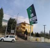 KOCAELISPOR - İzmit'in Dört Bir Yanına 'O Kupa İzmit'e Gelecek' Pankartları Asıldı