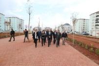 MAVIKENT - Şahinbey'den Mavikent Mahallesi'ne Yeni Park
