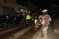 POLİS HELİKOPTERİ - Adana'da Bin Polisle Asayiş Uygulaması