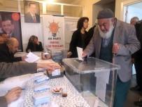 AK Parti Tunceli Teşkilatında Delege Seçimi Başladı