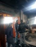MINBER - Giresun'da Cami Yangını
