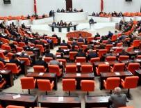 MECLIS GENEL KURULU - Libya Mutabakatı Meclis'te kabul edildi
