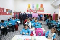 DİŞ FIRÇALAMA - Melikgazi'den Öğrencilere Ağız Ve Diş Eğitimi