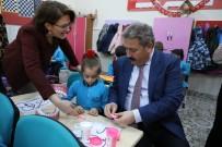 DİŞ FIRÇALAMA - Melikgazi'den Öğrencilere Ağız Ve Diş Sağlığı Eğitimi
