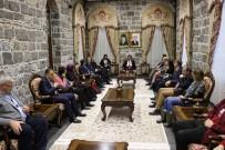 BÜYÜKELÇİLER - 8 Ülkenin Ankara Büyükelçileri Diyarbakır'ı Gezdi
