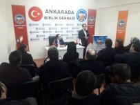 DİŞ FIRÇALAMA - Ankara'da Birlik Derneği'nden 'Ağız Ve Diş Sağlığı' Konulu Söyleşi