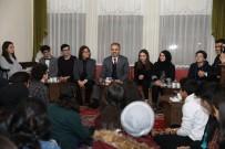 ZEKİ MÜREN - Başkan Aktaş'tan Gençlere Tavsiyeler