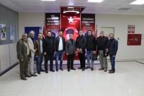 POLİS AKADEMİSİ - Emniyet Müdürü İthat Öztaş Basınla Buluştu