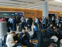 EMMANUEL MACRON - Fransa'daki Grev İstanbul Havalimanı'ndaki Uçuşları Etkilemedi