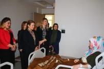 GÖNÜL ELÇİLERİ - Gönül Elçilerinden Hastalara Ziyaret