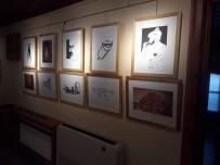 KARİKATÜRİST - Karma Karikatür Sergisi Aralık Ayı Boyunca Sanat Severleri Ağırlıyor