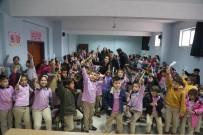 DİŞ FIRÇALAMA - MESKİ'den Öğrencilere Ağız Ve Diş Sağlığı Eğitimi