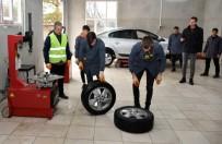 BALANS - Mesleki Ve Teknik Anadolu Lisesi Motorlu Araçlar Teknoloji Binası Açıldı