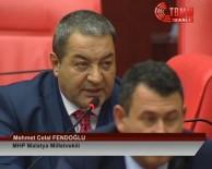 GÖVDELI - Milletvekili Fendoğlu, Kırsal Mahallelerin Sorunlarını Dile Getirdi