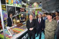OSMANIYE VALISI - Osmaniye Belediyesi 4. Kitap Fuarı Kapılarını Açtı
