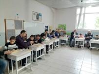 MEHMET SARI - Özel Öğrencilerin Etkinliğine Kent Protokolünden Yoğun İlgi