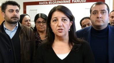 Pervin Buldan'dan, Demirtaş Ailesinin Sağlık Durumuyla İlgili Açıklama