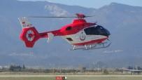 KOCA SEYİT - Septik Şok Geçiren Hastaya Helikopter Ambulans İle Sevk