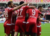 İSAAC - Sivasspor'un Malatya Kafilesi Belli Oldu