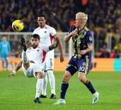 İSMAIL ŞENCAN - Süper Lig Açıklaması Fenerbahçe Açıklaması 3 - Gençlerbirliği Açıklaması 1 (İlk Yarı)