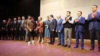 ÖZGE ÖZBERK - Truva Atı Kısa Film Festivali, Ödül Töreni İle Tamamlandı