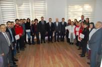 HASAN YILMAZ - Türk Kızılay Bursa'dan İlk Yardım Eğitimi