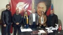 ENVER ÜNLÜ - Ak Parti Heyetinden ASİMDER'e Ziyaret