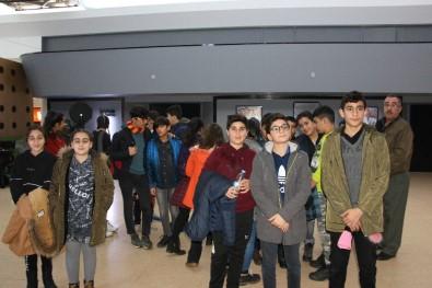 Elazığ'da Çocuklar, Sinema Da Film İzleme Keyfi  Yaşadı