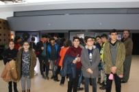 MİLLİ HALTERCİ - Elazığ'da Çocuklar, Sinema Da Film İzleme Keyfi  Yaşadı