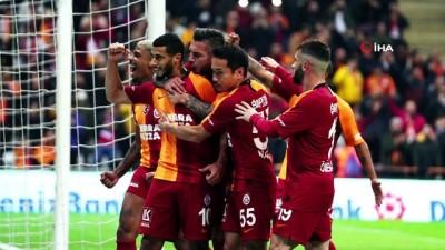 Galatasaray-Aytemiz Alanyaspor Maçından Notlar