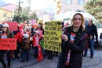 EROZYONLA MÜCADELE - Gümüşhane'de TEMA Vakfı Tarafından Erozyona Dikkat Çekmek İçin Yürüyüş Düzenlendi