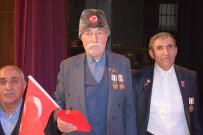 ENVER ÜNLÜ - Kıbrıs Gazileri İçin 'Madalya Tevcih Töreni' Düzenlendi