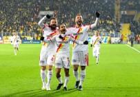 METE KALKAVAN - Süper Lig Açıklaması MKE Ankaragücü Açıklaması 1 - Göztepe Açıklaması 1 (İlk Yarı)