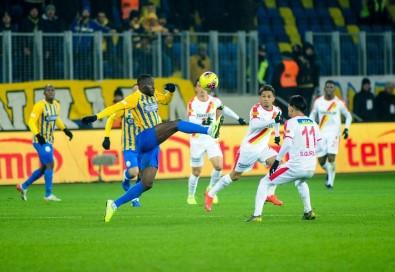 Süper Lig Açıklaması MKE Ankaragücü Açıklaması 1 - Göztepe Açıklaması 3 (Maç Sonucu)