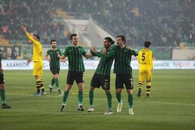 TFF 1. Lig Açıklaması Akhisarpor Açıklaması 4 - İstanbulspor Açıklaması 3