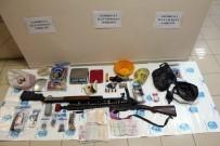 DİNAMİT - Uyuşturucu Ticareti Yapan 2 Zanlıya Tutuklama