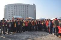 SERVİSÇİLER ODASI - Yeni Malatyaspor Taraftarlarına Servis Desteği