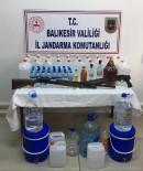 Yıl Başı İçkilerine Jandarmadan Operasyon