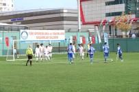 İSMAIL KORKMAZ - Şahinbey Ampute Farklı Kazandı 11-0