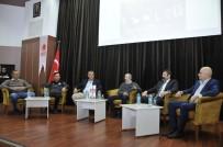 MİLLİ BASKETBOLCU - Selçuk'ta 'Basketbol Söyleşisi' Düzenlendi