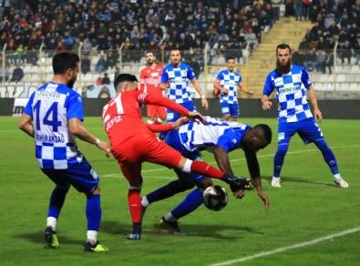 TFF 1. Lig Açıklaması Adana Demirspor Açıklaması 1 - BB Erzurumspor Açıklaması 0