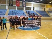NUR TATAR - Türkiye Yıldız Erkekler Hentbol 2. Ligi D Grubu