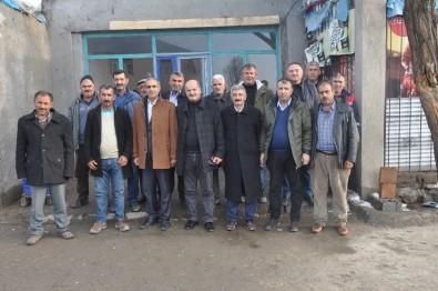 AK Parti Heyetinden Köy Ziyareti